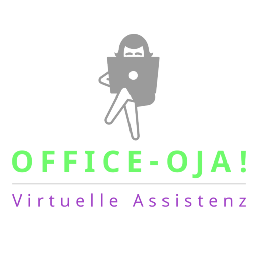 Logo office-oja Virtuelle Assistenz; Oda Jahnke