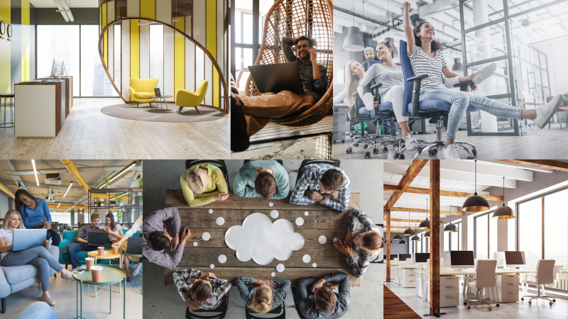 Büro & Arbeitsplatz: perfekt durchdacht