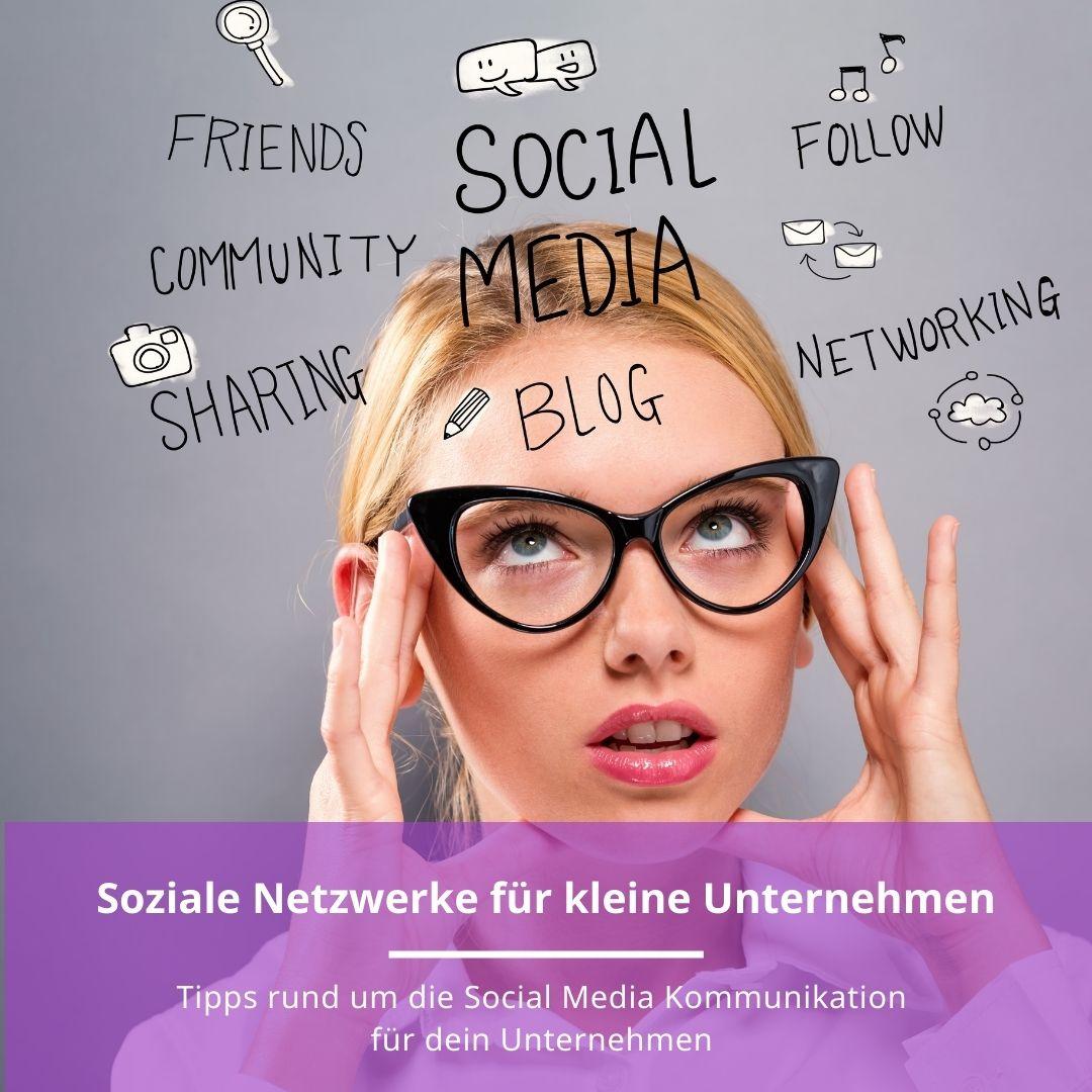 Soziale Netzwerke für dein Unternehmen
